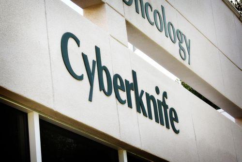 Cyberknife logo