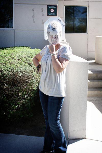 Cyberknife mask