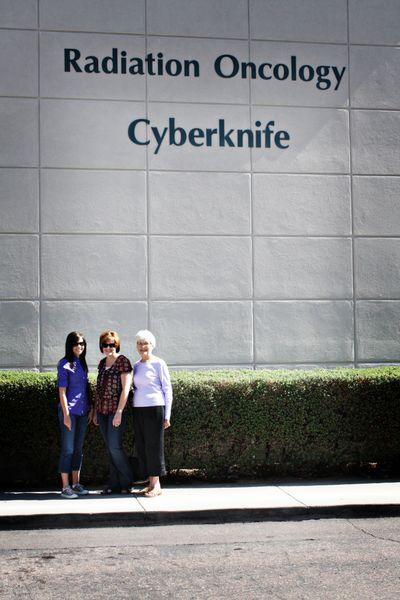 Cyberknife day 2